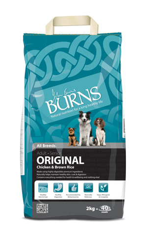 Burns Original - Chicken & Brown Rice