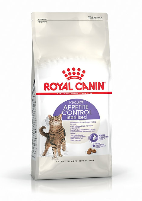 Royal Canin Appetite Control Sterilised Cat Food