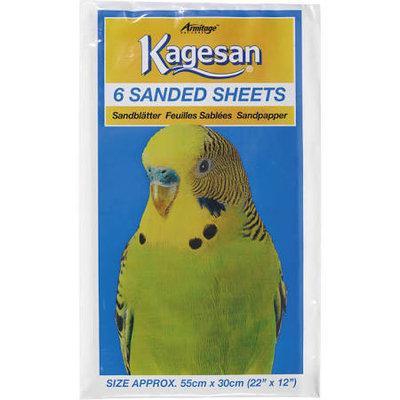 """Kagesan Sand Sheets No.7 White 22"""" x 12"""""""