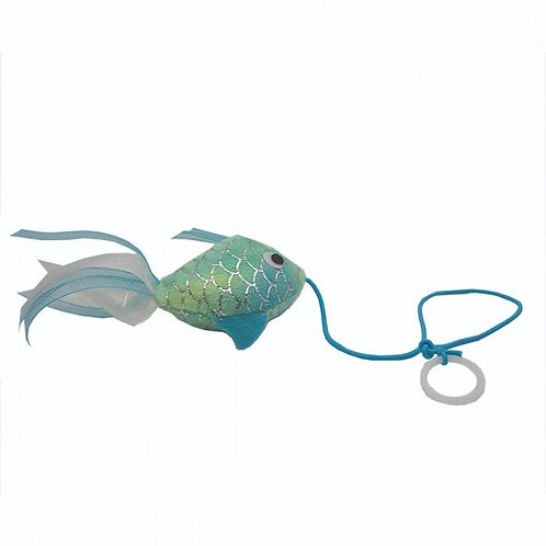 Happypet Mermaid Goldfish Cat Toy