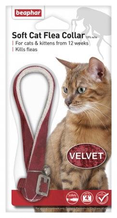Beaphar Soft Velvet Flea Collar