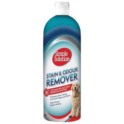 Simple Solution Stain + Odour Remover for Dogs 1000ml