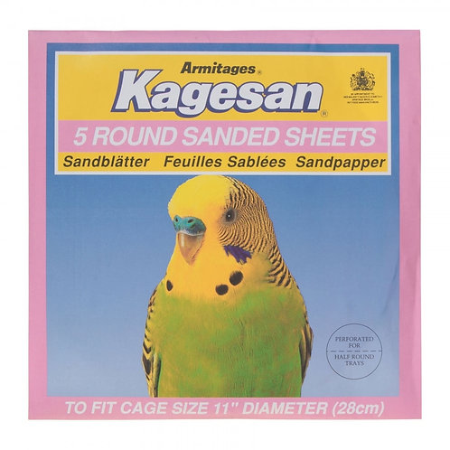 "Kagesan Round Sand Sheets 11"" 28cm"