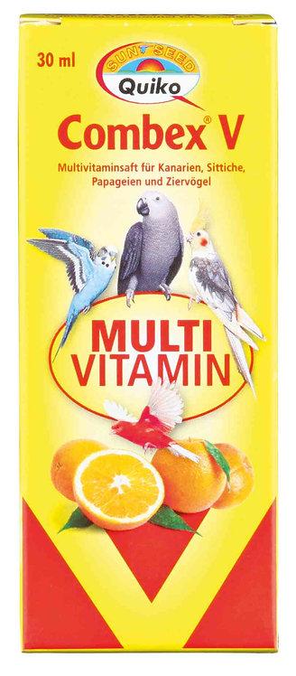 Quiko Combex V MultiVitamin Juice for Birds