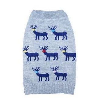 Dog Life Reindeer Christmas Jumper