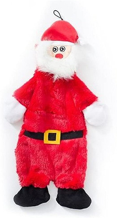Tall Floppit Santa Dog Toy by Ancol