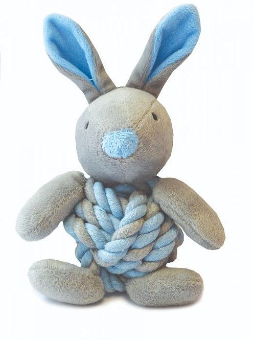 Little Rascals Knottie Bunny Blue