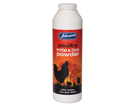 Johnson's Poultry Mite & Lice Powder