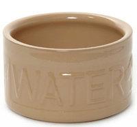 """Mason Cash 6"""" Croc Dog Water Bowl"""