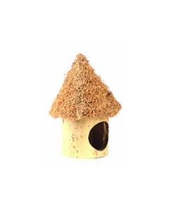 Happypet Nature First Bamboo Tiki Hut