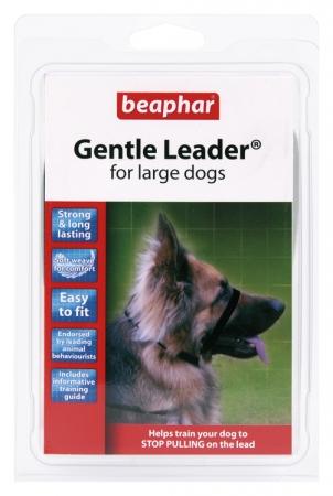Beaphar Gentle Leader - large Black
