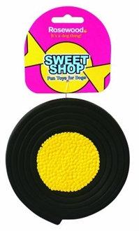 Rosewood Sweet Shop Liquorice Dog toy
