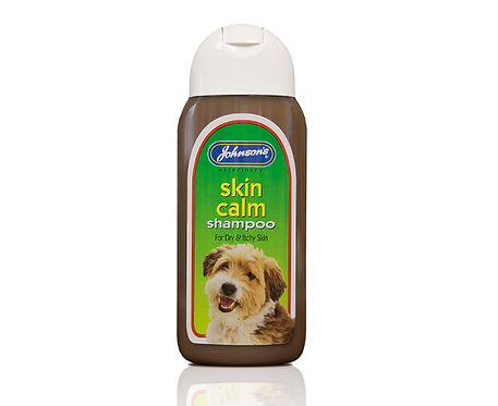 Johnson's Skin Calm Shampoo 125ml