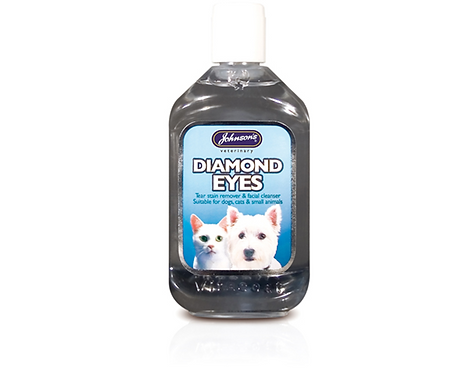 Johnson's Diamond Eyes