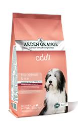Arden Grange Adult Dog with fresh salmon & rice