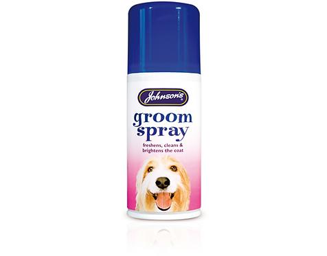 Johnson's Groom Spray 150ml
