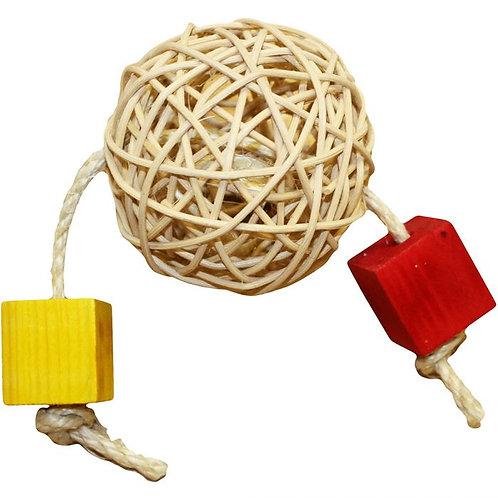 Chinchilla Toy Treat Ball