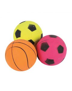 Happypet Neon Sports Ball 3pcs