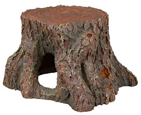 Trixie Tree Stump Fish Tank Ornament