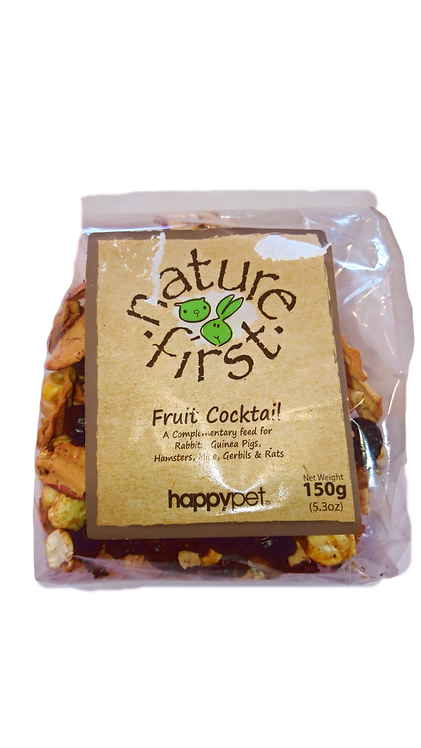 Fruit Cocktail by Happypet Nature First