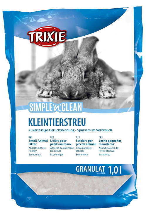 Trixie Simple n Clean Litter Granules for Small animals