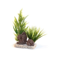 Aloe Vera Giant fish tank decoration by Sydeco