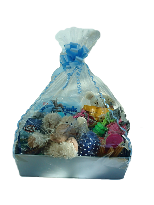 Puppy Dog Bundle Hamper
