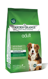 Arden Grange Adult with fresh lamb & rice
