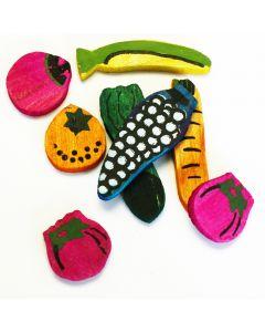 Happypet Fruit Nibblers 8 Pack