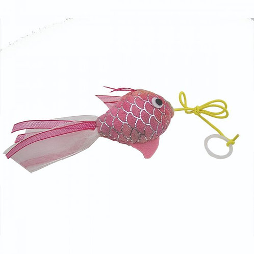 Happypet Mermaid Goldfish Cat Toy