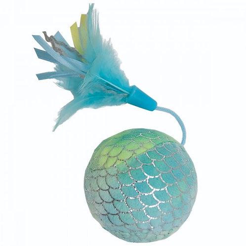 Happypet Mermaid Giant Ball Cat Toy