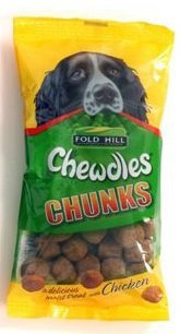 Chewdles - Chicken Flavoured Dog Treats,
