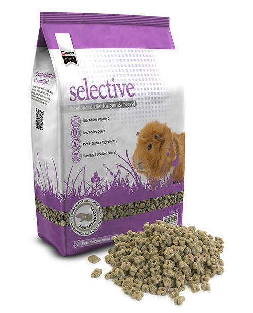 Supreme Science Selective Guinea Pig Food 1.5kg