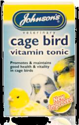 Johnson's Cage Bird Tonic
