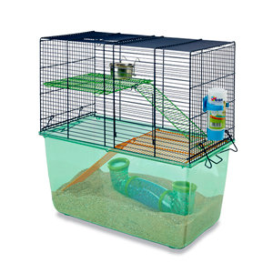 Savic Habital Metro Gerbilarium for Gerbils and Syrian Hamsters