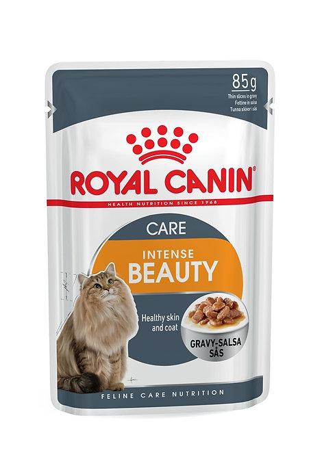 Royal Canin Intense Beauty in Gravy Wet Pouch Cat Food