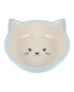 Happypet Kitten Bowl Blue