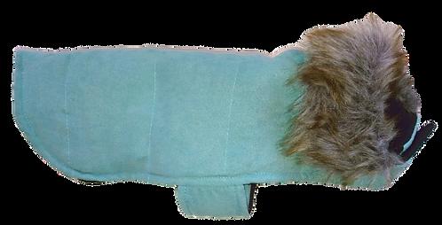 Happypet Buster & Beau Kendall Classic Cornflower Blue dog Jacket Medium