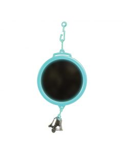 Happypet Mini Round Bird Mirror