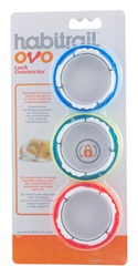 Habitrail OVO Lock Connector