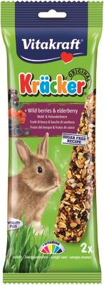 Vitakraft Rabbit Wild Berries & Elderberry Kracker 112g
