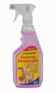 Hatchwells Cascade Small Animal Disinfectant, 500ml