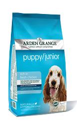 Arden grange Puppy/Junior: rich in fresh chicken