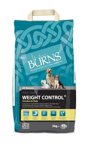 Burns Weight Control+ - Chicken & Oats