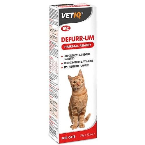 VetIQ Defurr-Um Hairball Remedy