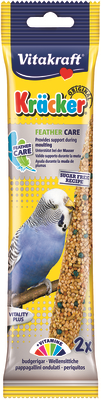 Vitakraft Budgie Feather Care Kracker 60g