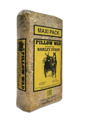 Pillow Wad Barley Straw 3.2kg