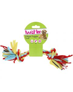 Happypet Twist-Tee 2 Knot Tugger Small