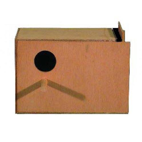 Budgie Nest Box - Left hand