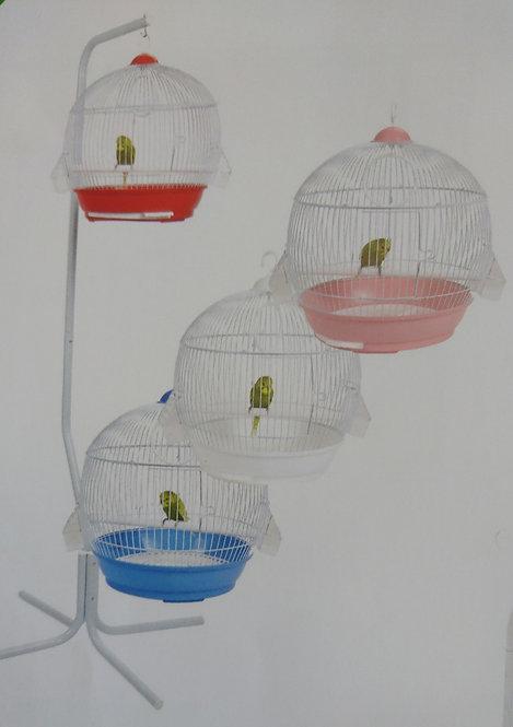 RC Mercia Round Bird Cage